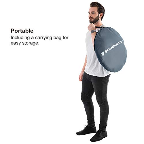 Portable Up Changing Tent Toilet Shower Camping Room Camp Shower Bag Outdoor