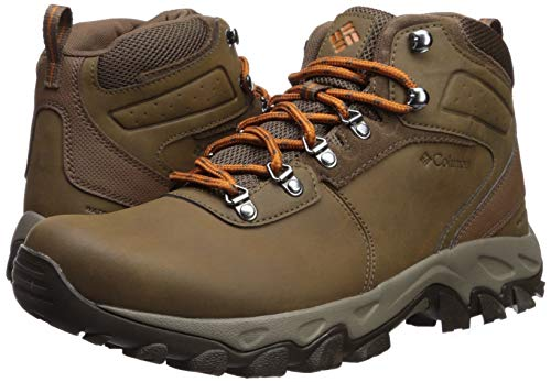 Columbia Men S Newton Ridge Plus Ii Waterproof Hiking Boot Breathable High Traction Grip Best Camp Kitchen