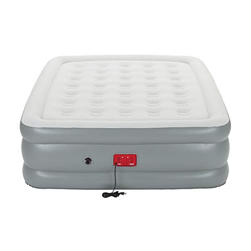 Coleman Air Mattress with Built-in Pump | SupportRest ...