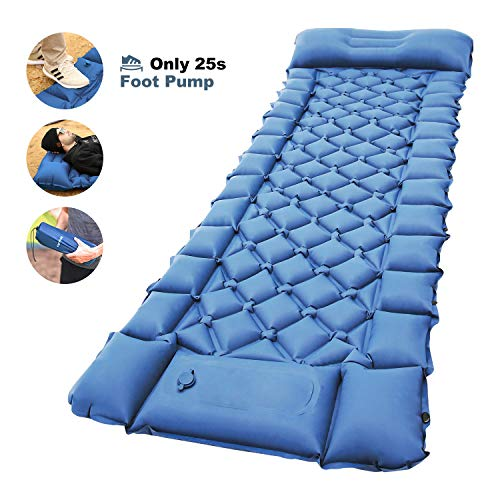 What Is The Best Camping Air Mattress Out Today