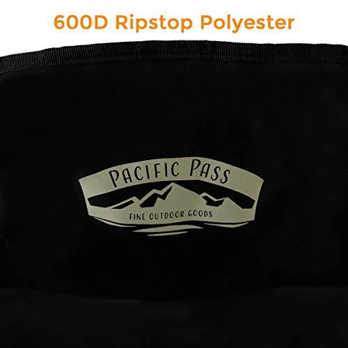 Pacific pass complet arrière quad Chaise Pour Extérieur Et Camping avec refroidisseur et COUPE HO