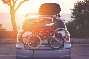 How to fit a bike carrier to a car