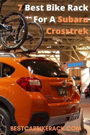 7 Best Bike Rack For A Subaru Crosstrek