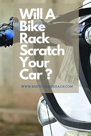 Will A Bike Rack Scratch Your Car