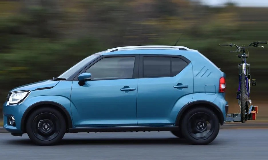 Suzuki Ignis Bike Rack Buyers Guide