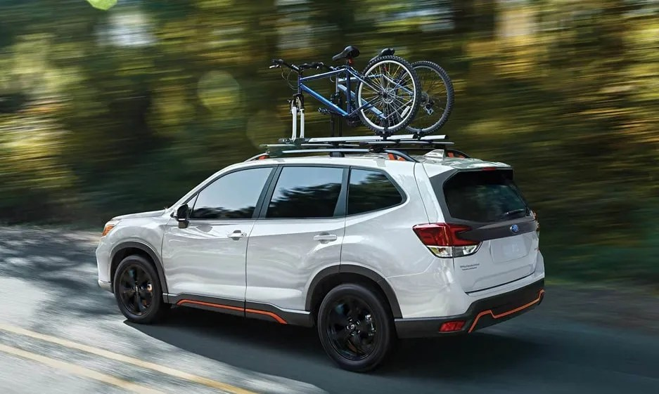 Best Roof Mounted Bike Rack For A Subaru Forester