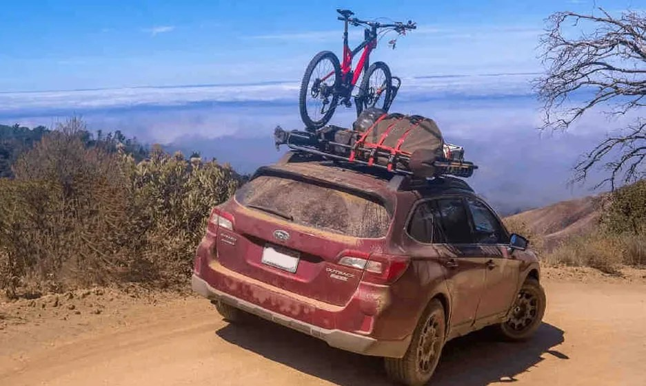 Best Roof Mounted Bike Rack For A Subaru Outback