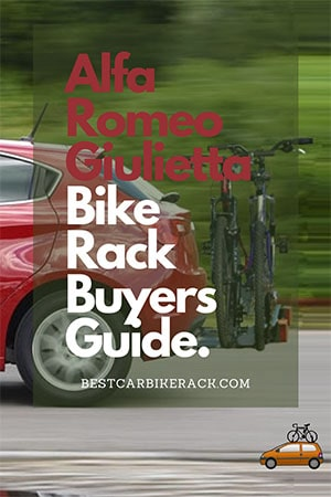 Alfa Romeo Giulietta Bike Rack Buyers Guide 2021