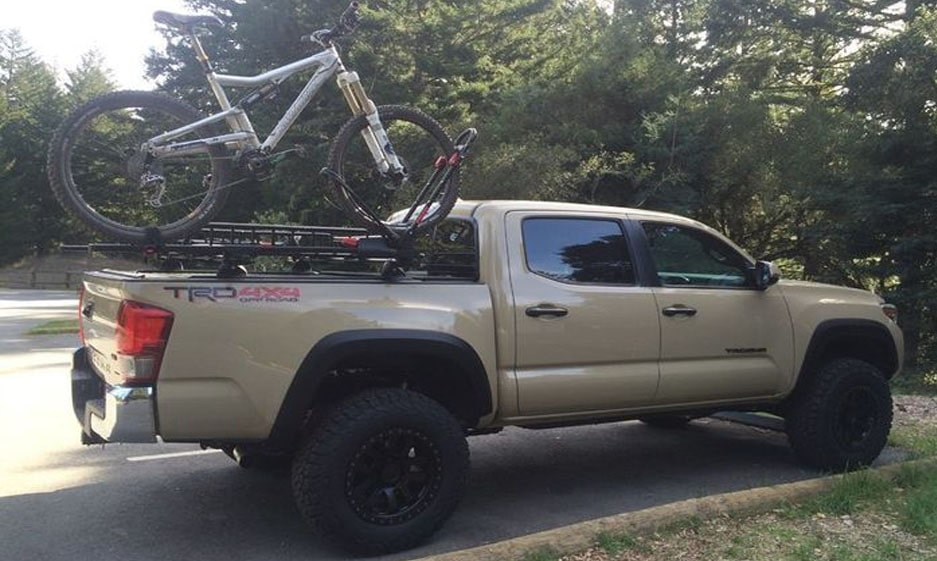 Toyota Tacoma Bike Rack Buyers Guide