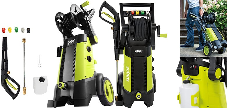 Best Pressure Washer for Car Cleaning, Detailing