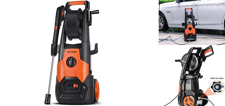 Best Pressure Washer for Car Cleaning and Detailing