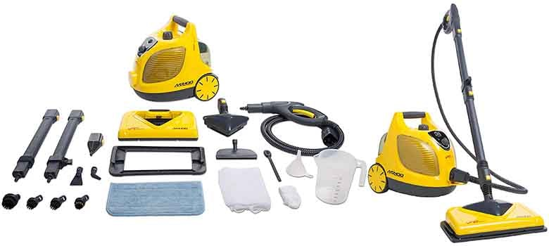 best steam cleaner for - car interior cleaning