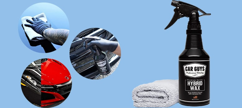 carguys hybrid wax sealant