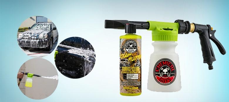 Chemical Guys EQP347 TORQ Foam Blaster 6 & Tough Mudder Truck Wash