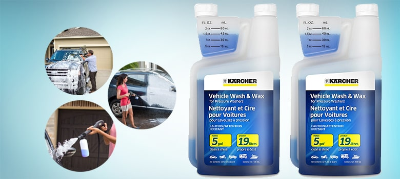 Car Wash Liquid Spray Bottle Soaps Using With Pressure Washer Foam Cannon And Foam Gun Also Use Hand Wash With Microfiber Cloth