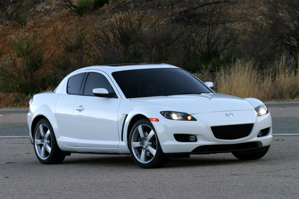 2006 Mazda Rx 8 Photos Informations Articles