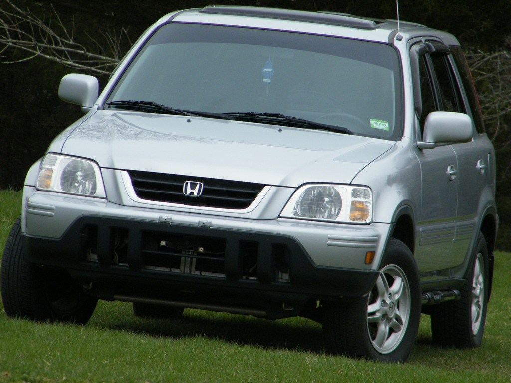 2001 Honda Cr V Photos Informations Articles