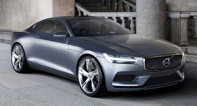 Volvo Coupe Photos Informations Articles