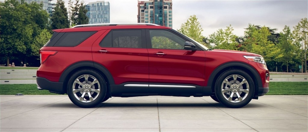 2021 Ford Explorer Release date