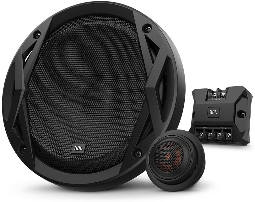 Best Car Speakers for Sound Quality and Bass JBL CLUB6500C 6.5 360W Club Series 2Way Component Car Speaker