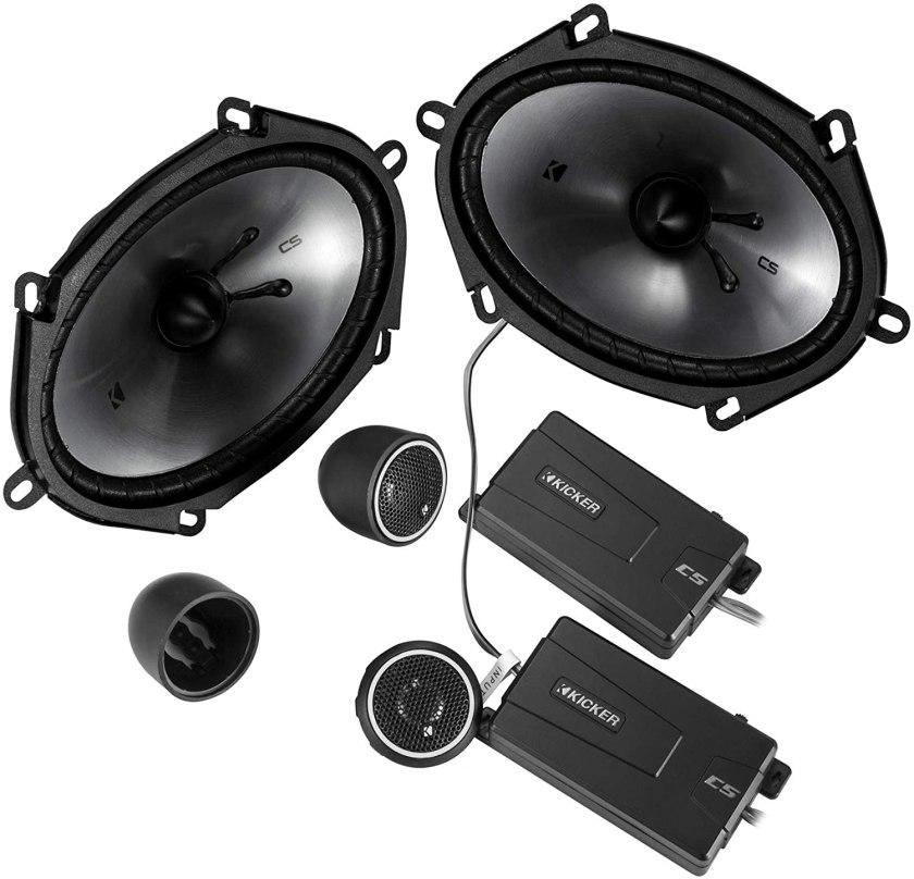 Kicker 46CSS684 Component Speakers