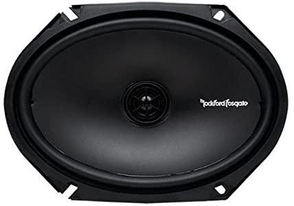 "Rockford R168X2 Prime 6""x 8"" Coaxial Speaker"