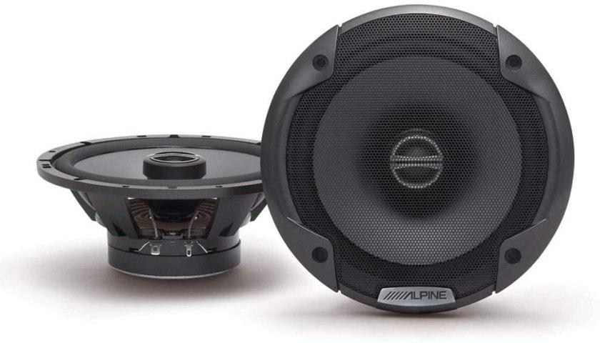 Alpine SPE-6000 2-Way Speakers