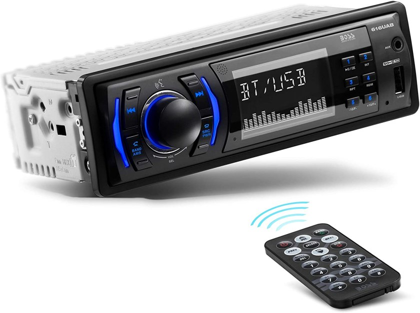 BOSS Audio Systems 616UAB Car Stereo Best Buy Double Din Car Stereo