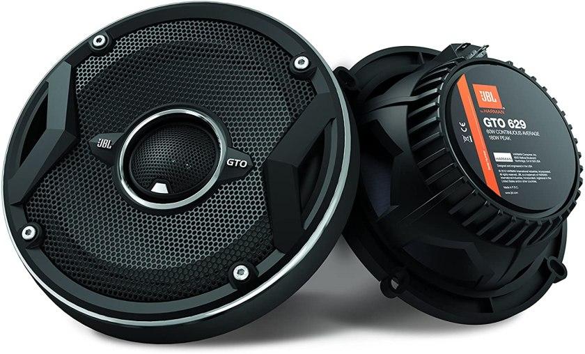 JBL GTO629 Premium Co-Axial Speakers