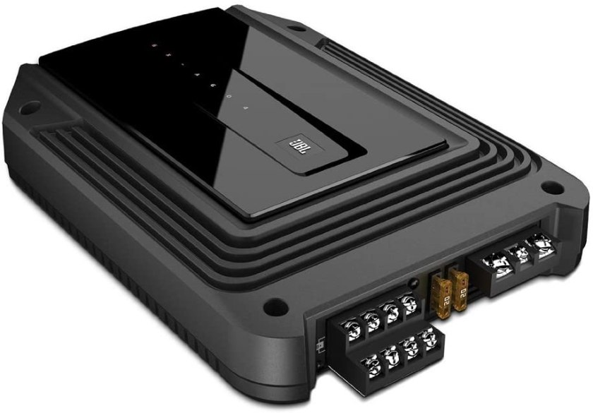 JBL GX-A604 435W GX Series Amplifier Best 4 Channel Amplifiers Under $200