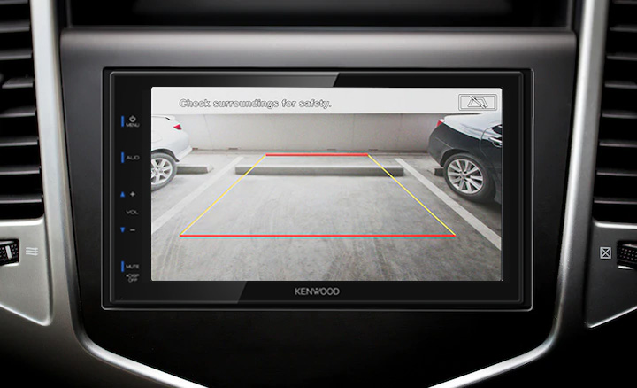Best Double Din With Backup Camera