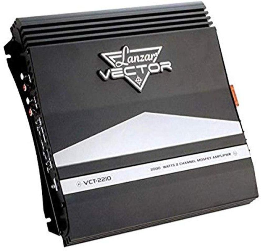 MOSFET High Power Amplifier Best 4 Channel Amplifiers Under $200