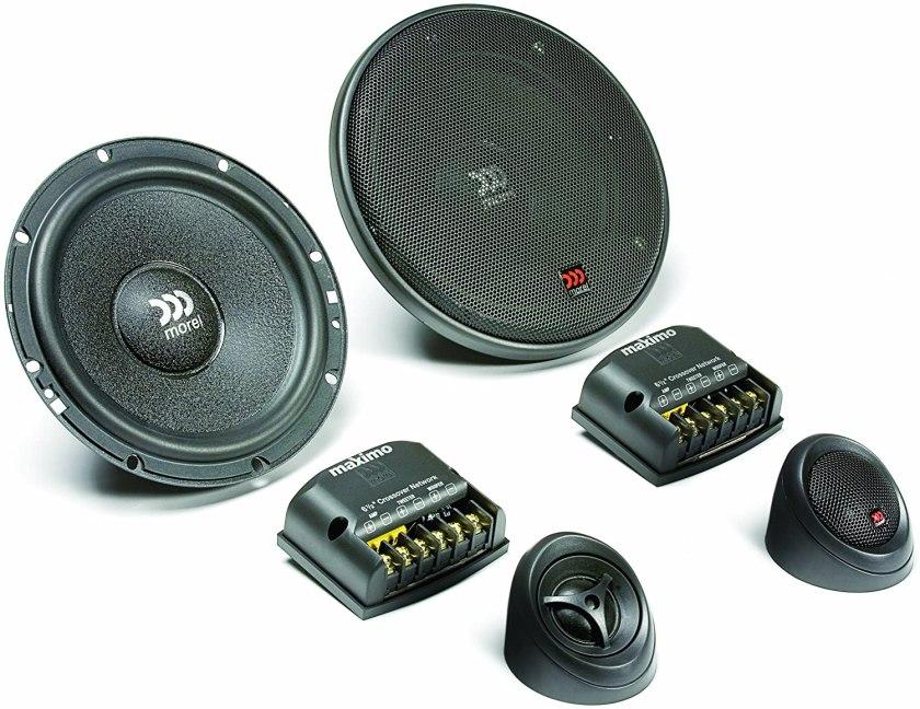 Morel Maximo Component Speaker