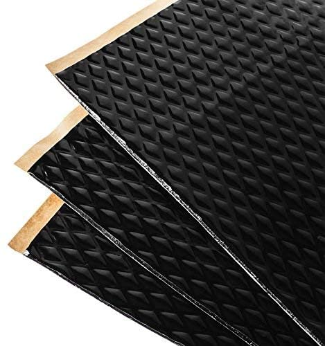 Noico 80-mil 36-square foot vehicle Sound deade Best Sound Deadening Material for Cars