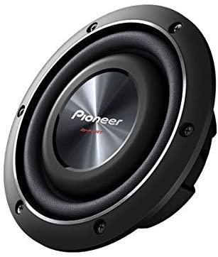 Pioneer TS-SW2002D2 Shallow-Mount Subwoofer Best 8 Inch Shallow Mount Subwoofer