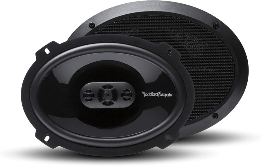 Best 6x9 Speakers for Bass Without Amp Rockford Fosgate P1694 Speaker