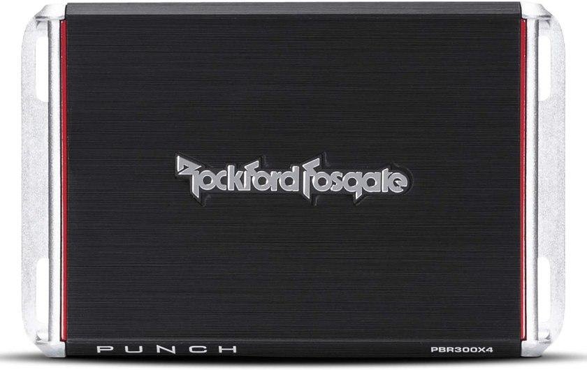 Rockford Fosgate PBR300X4 Amplifier Best 4 Channel Amplifiers Under $200
