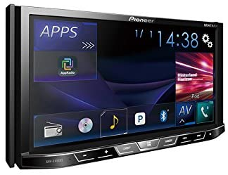 pioneer...  Best Double Din With Backup Camera