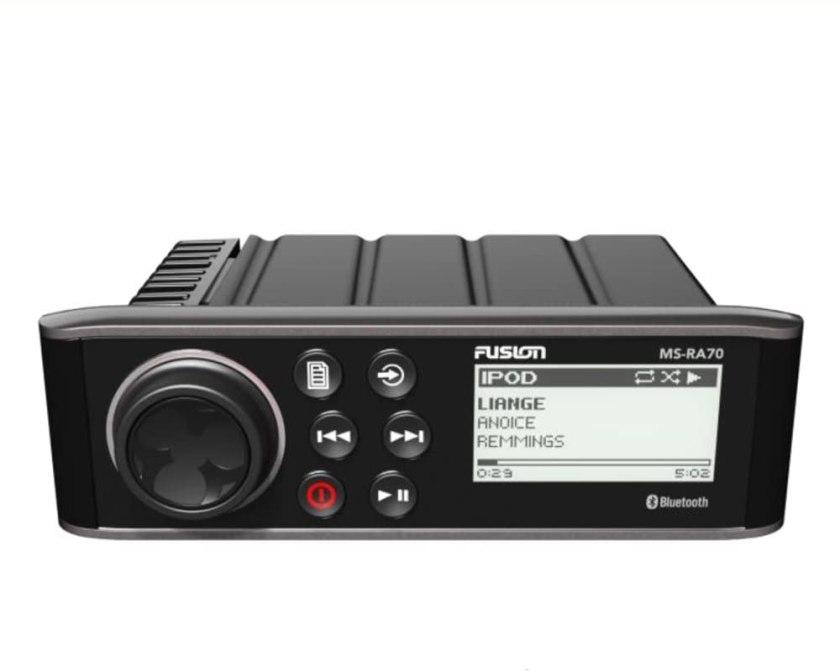 Fusion Entertainment MS-RA70 Marine Stereo