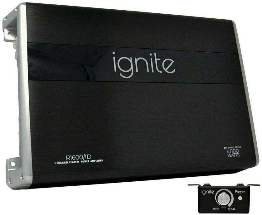 Ignite Audio R16001D Amplifier