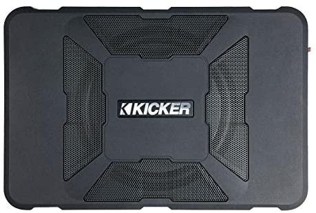 KICKER 11HS8 Powered Subwoofer