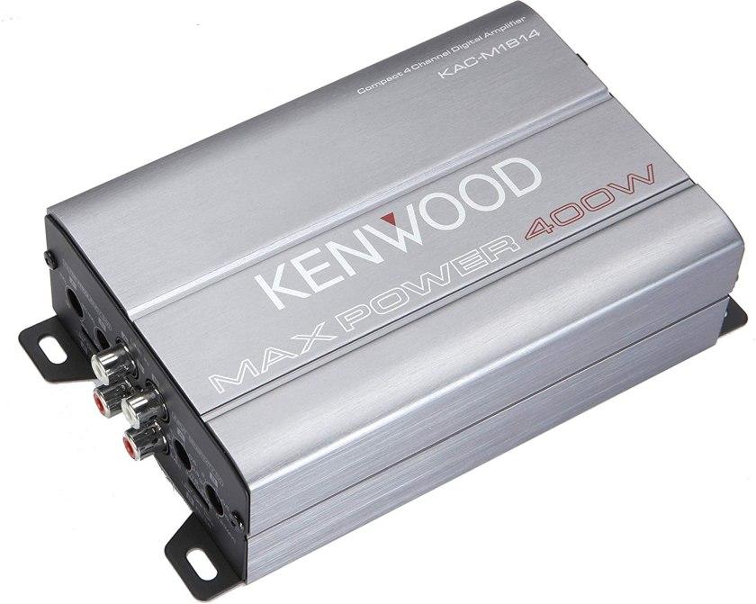 Kenwood KAC-M1814 Marine Amplifier Best Marine Amplifier for the Money