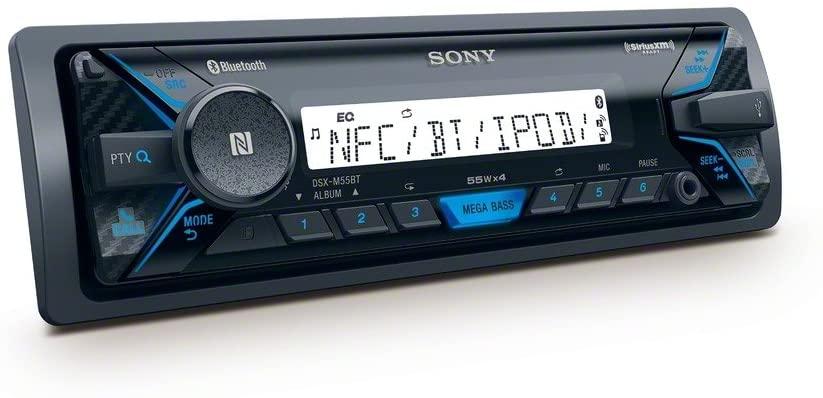 Sony DSXM55BT Boat Stereo System