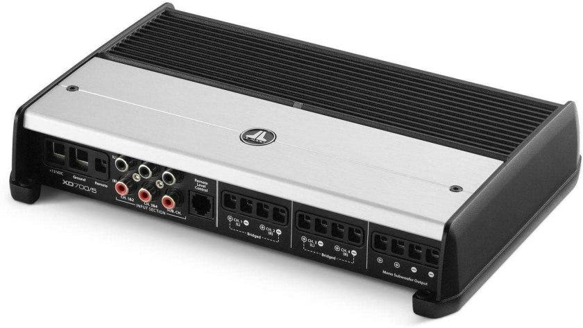 JL Audio XD7005V2 amplifier