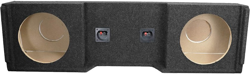 Bbox A152-10CP Dual Best 10 Inch Sealed Box for Subwoofer