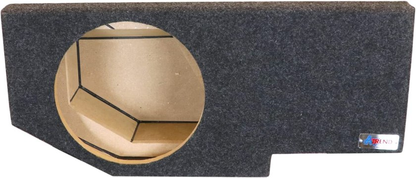 Bbox A201-10CP Single Best 10 Inch Sealed Box for Subwoofer
