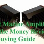 Best Marine Amplifier for the Money.