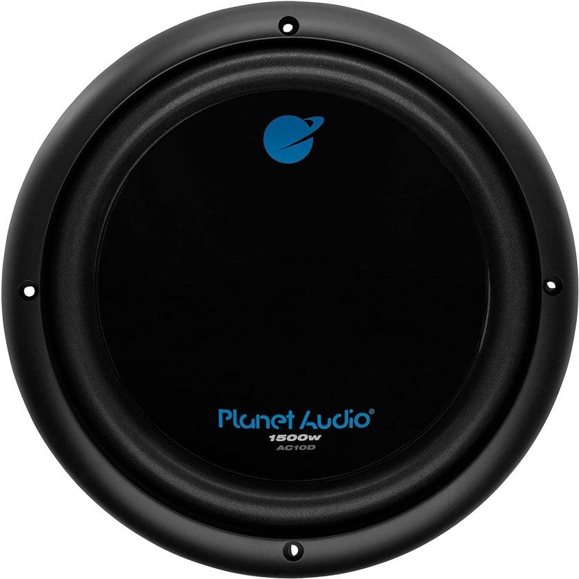 Best 10 Inch Free Air Subwoofer Planet Audio AC10D Car Subwoofer