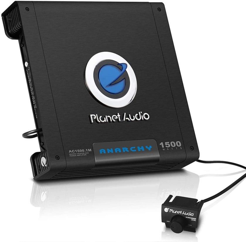 Planet Audio AC1500.1M Best Monoblock Amp for the Money