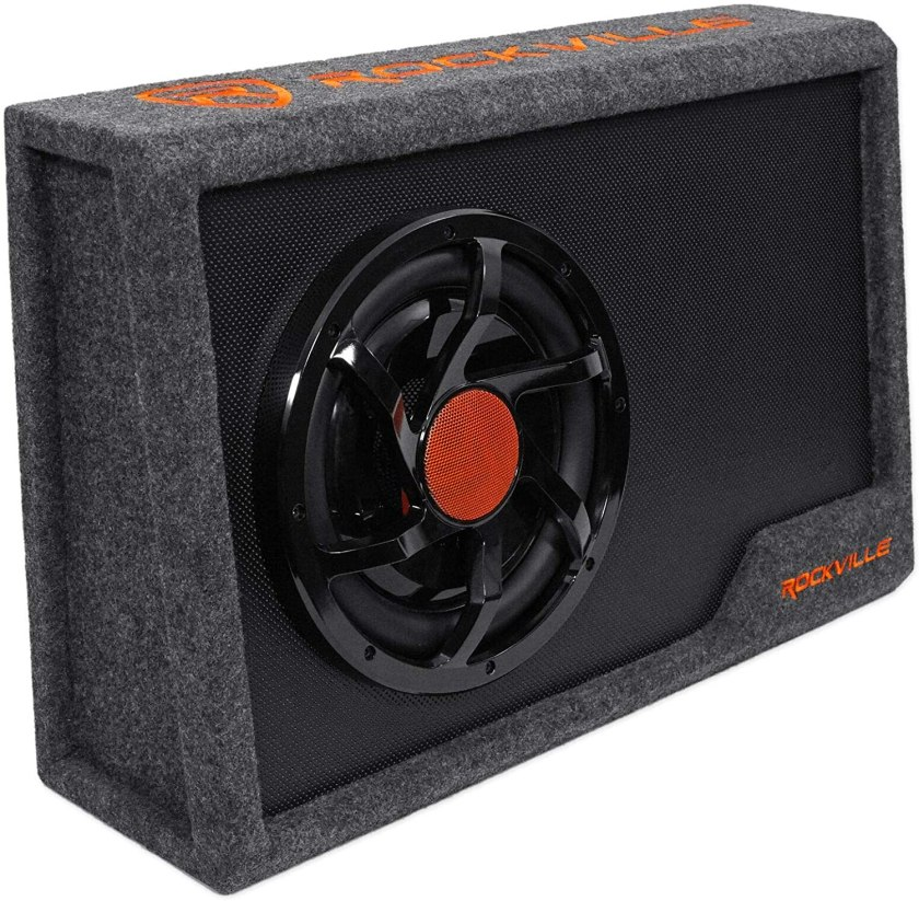 Best Subwoofer and Amp Packages Best Buy, Rockville RWS10CA
